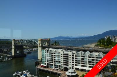 False Creek North Apartment for sale: SEAWALK NORTH 2 bedroom 928 sq.ft. (Listed 2015-04-20)
