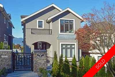 Kitsilano House for sale:  5 bedroom 2,992 sq.ft. (Listed 2019-02-20)