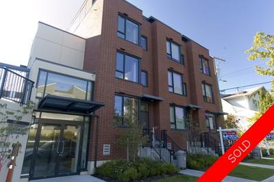 Kitsilano Townhouse for sale: Viridian Green 3 bedroom 1,516 sq.ft. (Listed 2009-03-12)