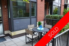 Kitsilano Townhome for sale: Viridian Green 3 bedroom  (Listed 2015-05-07)