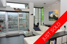 Crosstown/Gastown Condo for sale: 33 Living 1 bedroom 770 sq.ft. (Listed 2017-04-18)