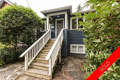 Commercial Drive House for sale:  2 bedroom 1,058 sq.ft. (Listed 2019-11-04)